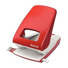 Luknjač 4,0 mm Leitz, rdeč