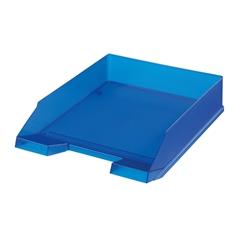 Kaseta za shranjevanje dopisov A4 Herlitz, modra