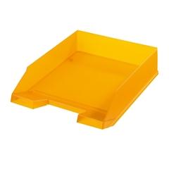 Kaseta za shranjevanje dopisov A4 Herlitz, oranžna