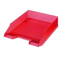Kaseta za shranjevanje dopisov A4 Herlitz, rdeča