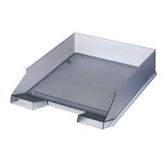 Kaseta za shranjevanje dopisov A4 Herlitz, siva