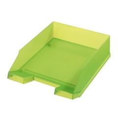 Kaseta za shranjevanje dopisov A4 Herlitz, svetlo zelena