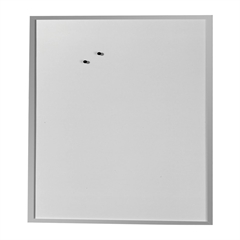 Magnetna tabla Whiteboard Herlitz , 60 x 80 cm, bela