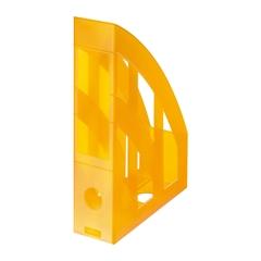 Namizni predalnik A4 Herlitz pokončen, translucent, oranžen