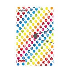 Mapa A4 PP Smiley World Rainbow Herlitz