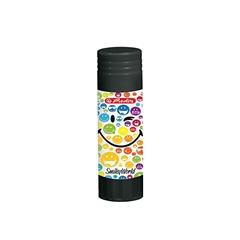 Lepilo v stiku Smiley World Rainbow Herlitz, 21 g