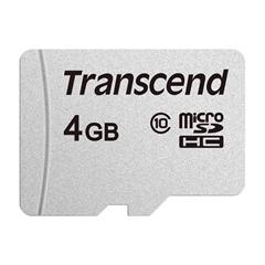 Spominska kartica Transcend Micro SDHC 300S, 4 GB