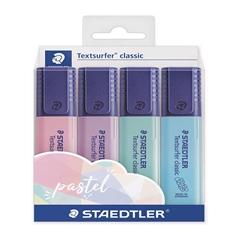 Marker Staedtler Textsurfer, 4 kosi
