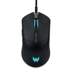 Gaming miška Acer Predator Cestus 330, črna