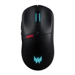 Gaming miška Acer Predator Cestus 350, brezžična, črna