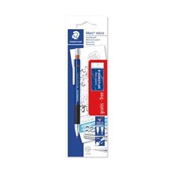 Tehnični svinčnik Staedtler Mars Micro 775, HB, 0.5 mm + radirka Mars