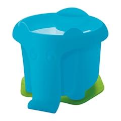 Lonček za vodo Pelikan, Slon, modra