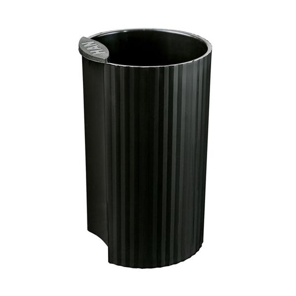 Lonček za svinčnike Han Loop, črn