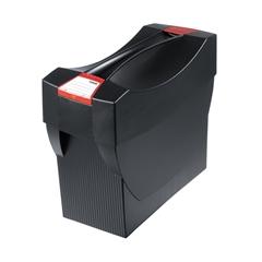 Škatla za viseče mape Han Swing Plus, črna