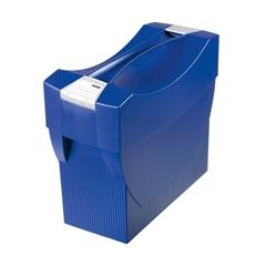 Škatla za viseče mape Han Swing Plus, modra