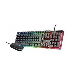 Gaming set Trust Azor GXT 838, tipkovnica + miška