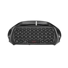 Tipkovnica Trust Snap-On GXT 252 za PS4, z vgrajenim zvočnikom, brezžična