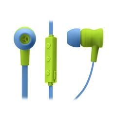 Slušalke SBS Pop, Bluetooth, zelene