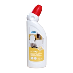 Čistilo za sanitarije Kimi WC Oxy, 750 ml