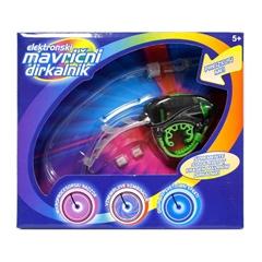 Elektronski LED mavrični dirkalnik za na kolo