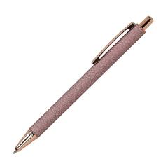 Kemični svinčnik Metal pink v etuiju