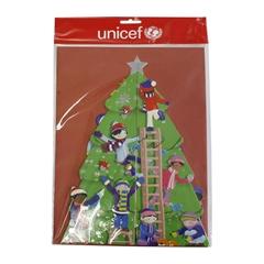 Voščilnice UNICEF Adventni koledar