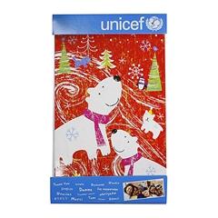 Voščilnice UNICEF Medved, 10 kosov
