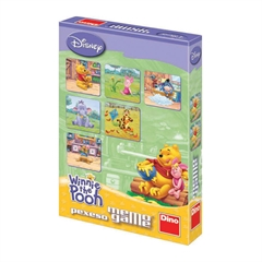 Igra spomin Winnie the Pooh