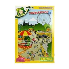 Puzzle Jolly, 500 kosov