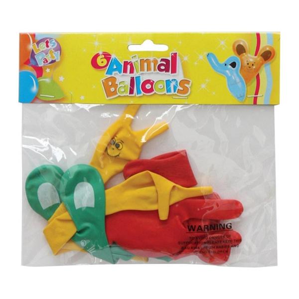 Balon Živali, 4 kosi