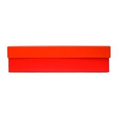 Darilna škatla, 30 x 20 x 7 cm, rdeča