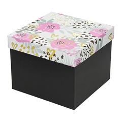 Darilna škatla Creative, 22 x 22 x 16 cm, srce