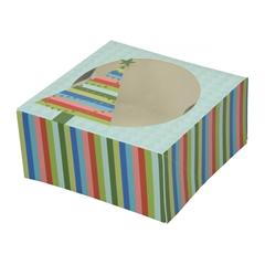 Darilna kartonska škatla za piškote