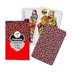 Igralne karte Piatnik Šnops DD Blitz NO.1885, 36 kosov