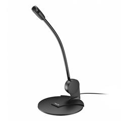Mikrofon Havit H207D, črn