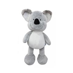 Plišasta igrača, koala, 100 cm, siva