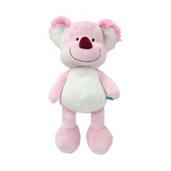Plišasta igrača, koala, 100 cm, roza