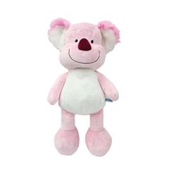 Plišasta igrača, koala, 20 cm, roza