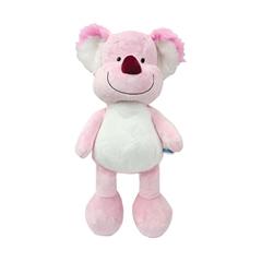 Plišasta igrača, koala, 30 cm, roza