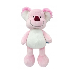 Plišasta igrača, koala, 55 cm, roza
