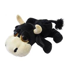Plišasta igrača, ležeča krava, 20 cm