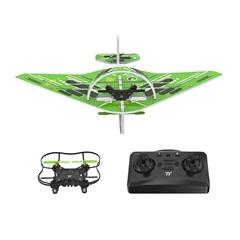 Dron TaoTronics Quadcopter, zelen