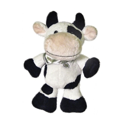 Plišasta igrača, krava Classy, 15 cm