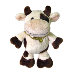 Plišasta igrača, krava Maron, 15 cm