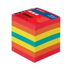 Papirna kocka Herlitz, 9 x 9 x 9 cm, 700 listna, barvna
