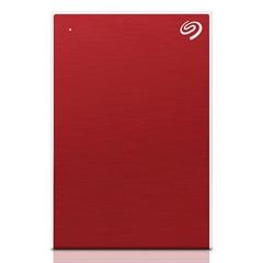 Zunanji prenosni disk Seagate One Touch, 2 TB, rdeča