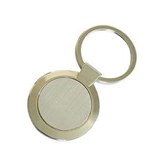 Eleganten obesek za ključe, okrogel