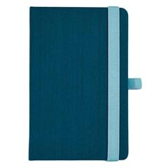 Beležnica Diamond, A6, modra, 96 listov