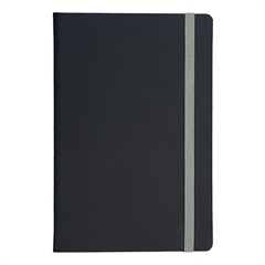 Beležnica Flux Edge, A5, siva, 96 listov