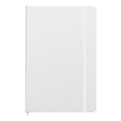 Beležnica Spectrum, A5, 96 listov, črte, bela